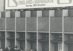 1981 England v Barbados, Wembley, 28th November