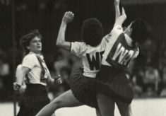 1983 England v Scotland, Wembley, British Sugar International, 26th November