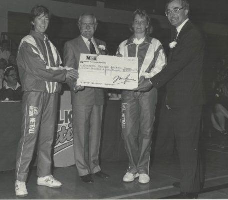 1989 East v England - Milk Marketing Board