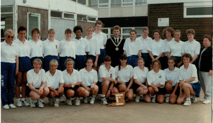 The full East Region Squad, seniors and Under 21s | Sandra Smith