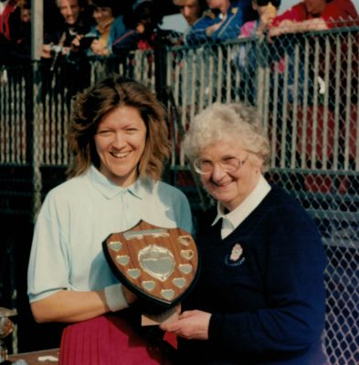 Mid Hampshire Division 3 winners | Sandra Smith