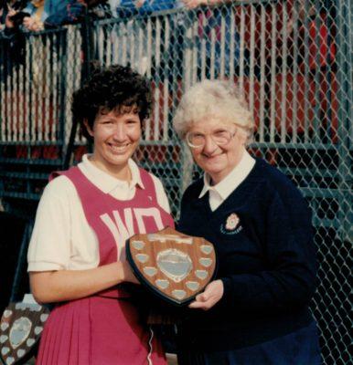 East Dorset Division 4 winners | Sandra Smith