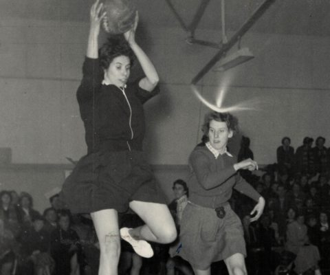 1956 Inter-county Tournament, March, Stanmore | Maurice Niedelberg