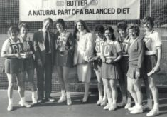 1984 National Clubs Tournament (Butter Cup)
