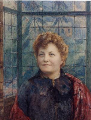 Martina Bergman-Österberg