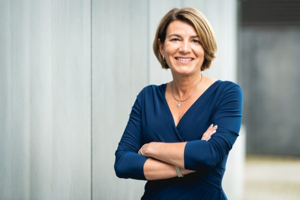Jo Adams, England Netball CEO