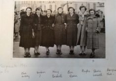1951 England Squad, April