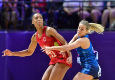 2019 NWC2019 Preliminary Group Matches - England v Scotland 13th July