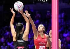 2019 NWC2019 Semi-finals England v New Zealand - 20th July
