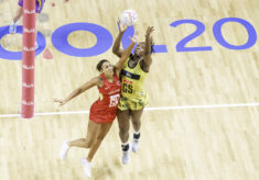 2019 NWC2019 Stage 2 Matches - England V Jamaica - 15th July