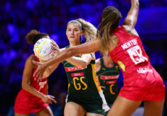 2019 NWC2019 Stage 2 Matches - England v South Africa - 18th July