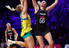 2019 NWC2019 Finals Match New Zealand v Australia 21st July