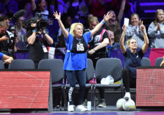 2019 NWC2019 Sport Relief Celebrities Charity Match - 19th July