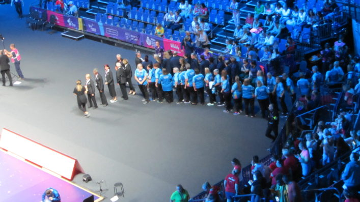 2019 NWC2019 Medals and Closing Ceremony, M & S Arena, Liverpool, 21st July