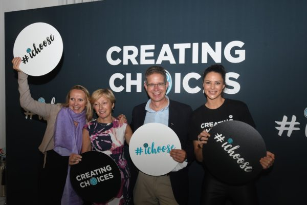 Liz Nicholl launch of Creating Choices
