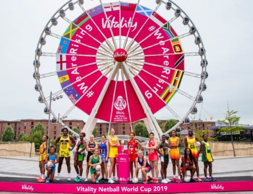 Netball World Cup 2019 - Liverpool