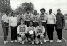 1993 Somerset Plate Competition