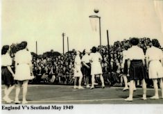 1949 England v Scotland, May