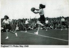 1949 England v Wales, May