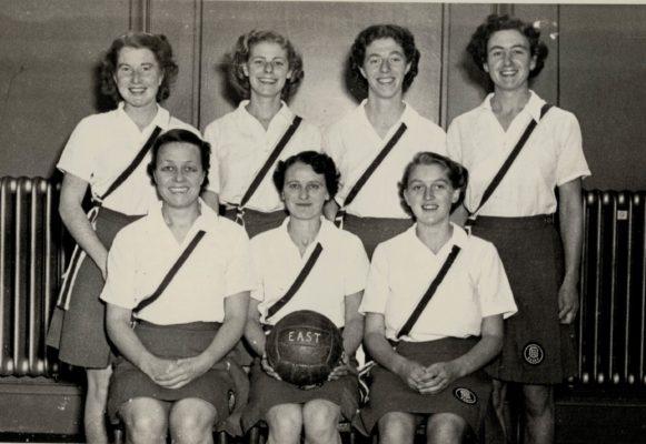 1950 East Squad | Walfred Photographics
