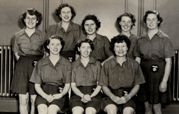 1950 North East Squad   Walfred Photographics