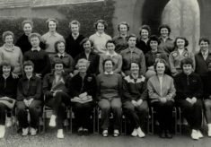 1958 Coaches at Lilleshall
