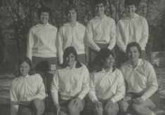 1968 England Squad, March