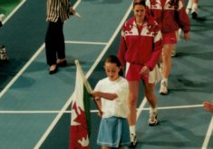 2002 Sheelagh Redpath at World Youth Games