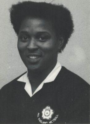 Desiree (Des) Mahoney circa 1982, England, Essex Metropolitan and OPA Club