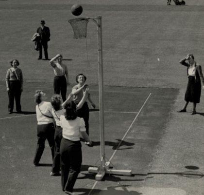 Photo taken 21st June 1949   Frank Sitch