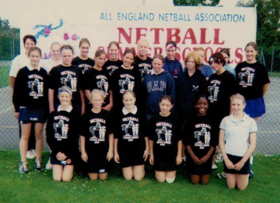 2001 Summer School, Taunton