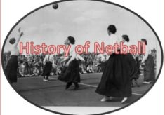 History of Netball in England and Origins of Netball