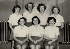 1950 South East Region Squad