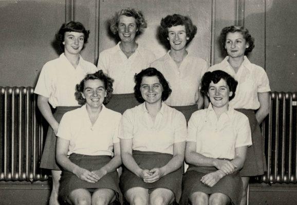1950 South East Region Squad