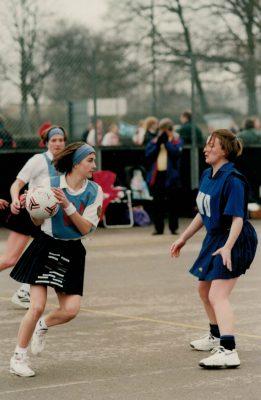 1996 National Schools Finals, March, Farnborough