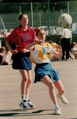 1996 National Youth Championships