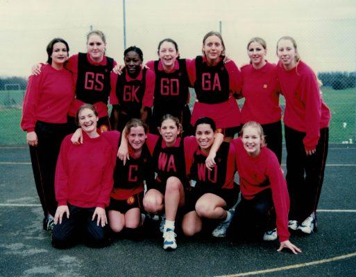 U18 Winners Middlesex