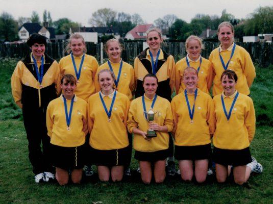 U19 winners YWCA Bury