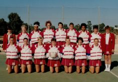1992 England Under 18 squad for tour of Malta