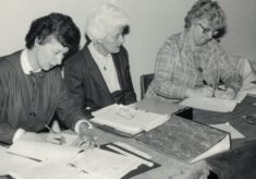 1983 Formation of All England Netball Association Ltd