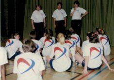 1995/1996 circa World Class Performance Programme