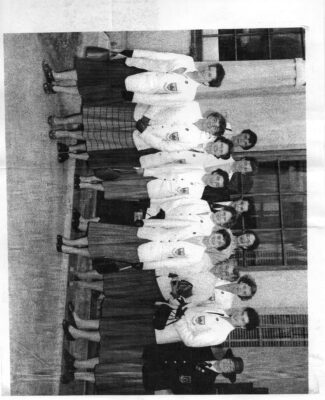 1956 England Tour Party of South Africa