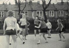 1962 North London Schools Netball League