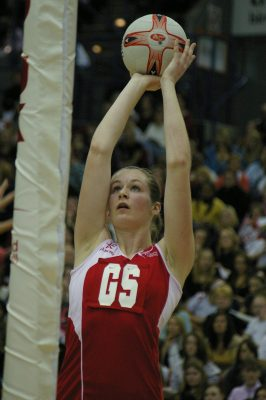 Louisa Brownfield GS for England