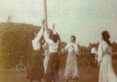 1907 Netball match