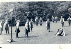1913 Match and Uniforms