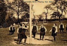1946 circa, Bourneville match