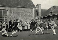 1960 Junior Netball in Essex