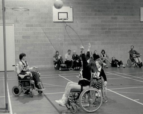 1998 Wheelchair Netball