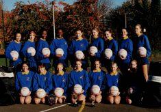 1995 Herts Under 16 sponsored by Hertfordshire University
